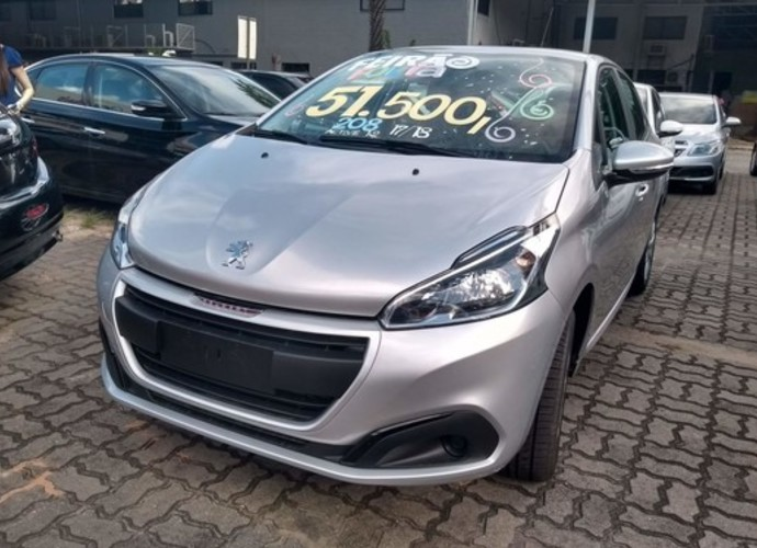 Used model comprar peugeot 208 active pack 1 2 330 0457d5752c