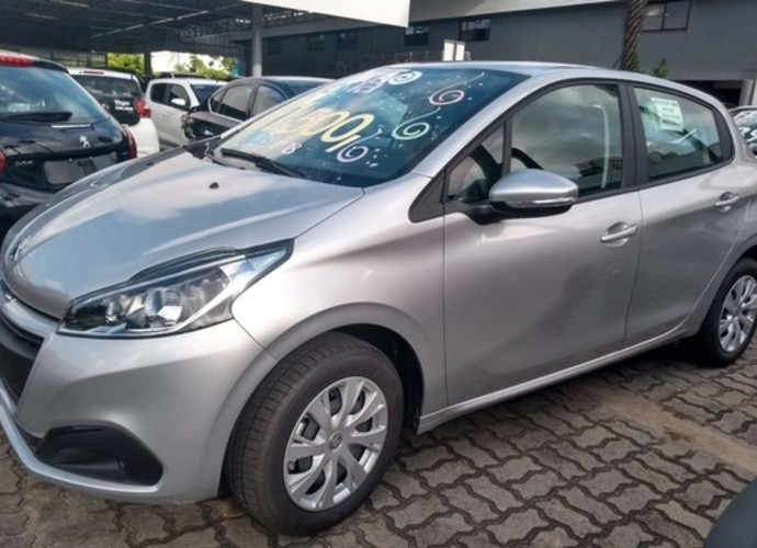 Used model comprar peugeot 208 active pack 1 2 330 c15eee41d2