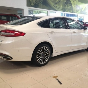 Ford Fusion 2.0 EcoBoost SEL (Aut)