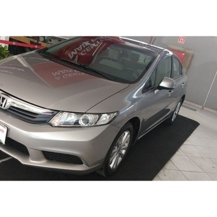 Honda Civic  LXS 1.8 i-VTEC (Flex)