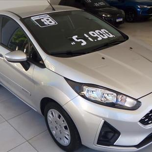 Ford FIESTA 1.6 Tivct SE
