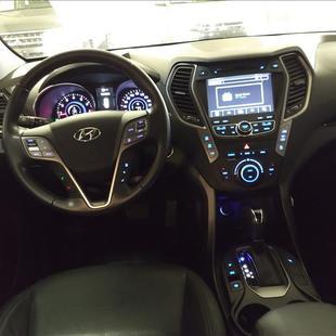 Hyundai GRAND SANTA FÉ 3.3 MPFI V6 4WD