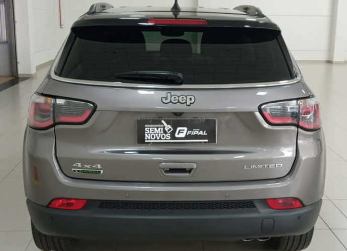 galeria COMPASS LIMITED AT9 2.0 DIESEL 4X4