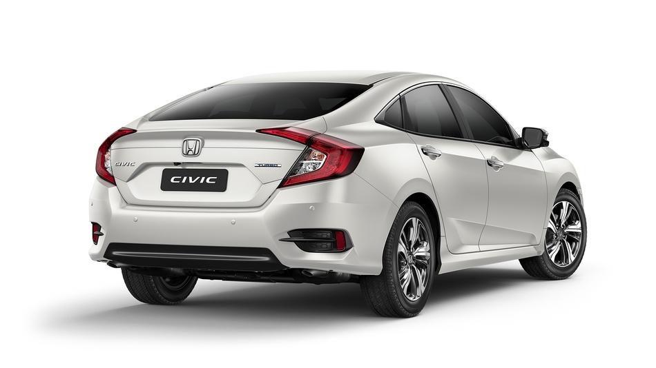 Honda Civic Exl >> Honda - É na Nova Luz Honda