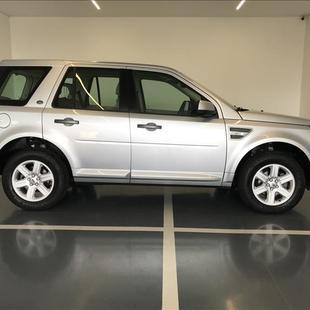 Land Rover FREELANDER 2 2.2 S SD4 16V Turbo