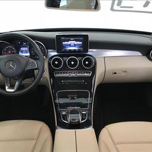 Mercedes Benz C 180 1.6 CGI Avantgarde 16V Turbo