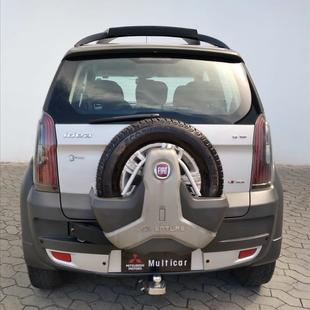 Fiat IDEA 1.8 MPI ADVENTURE 16V FLEX 4P AUTOMATIZADO