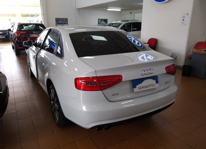 Used model comprar a4 2 0 tfsi attraction multitr 4p 422 86cb529be3