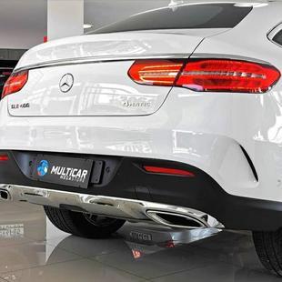 Mercedes Benz GLE 400 3.0 V6 GASOLINA NIGHT COUPÉ 4MATIC 9G-TRONIC