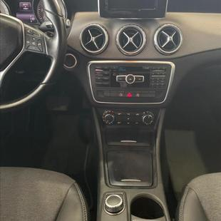 Mercedes Benz GLA 200 1.6 CGI ADVANCE 16V TURBO GASOLINA 4P AUTOMÁTICO