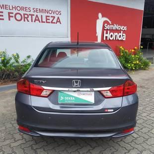 Honda CITY EX CVT 1.5
