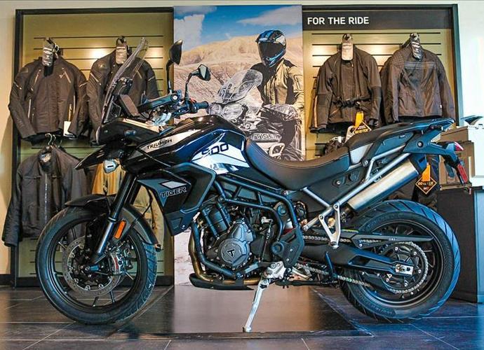 galeria TIGER 900 GT PRO
