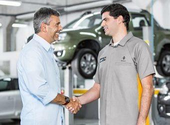 Revisão Renault