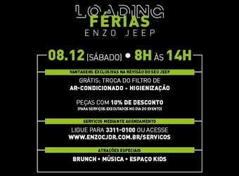 Loading Férias Enzo Jeep