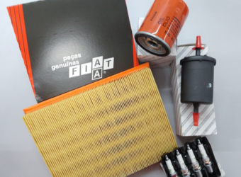Kit Revisão p/ motores Fire e Fire Evo e 1.4