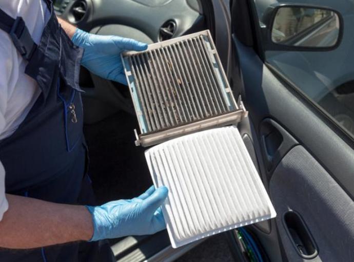 Higienização do Ar Condicionado