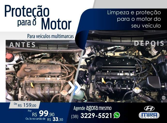 Proteção para o Motor