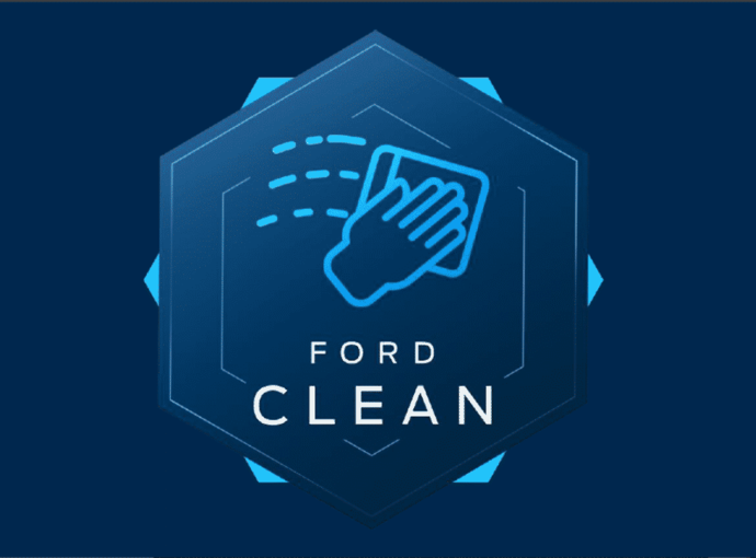 FORD CLEAN