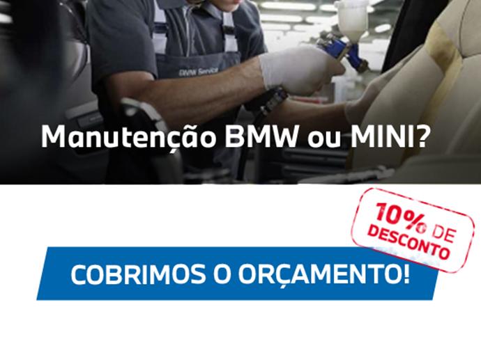 Manutenção BMW e MINI?