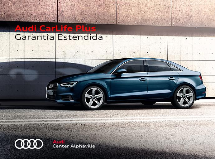 Garantia Estendida Audi CarLife Plus