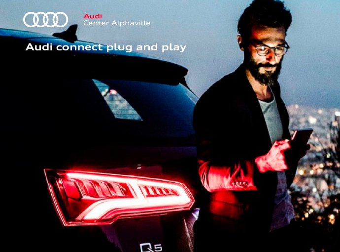 Audi Connect Plug and Play
