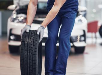 Rodízio de pneu