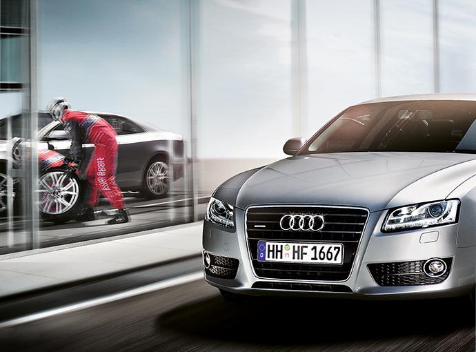 Audi Basic Service