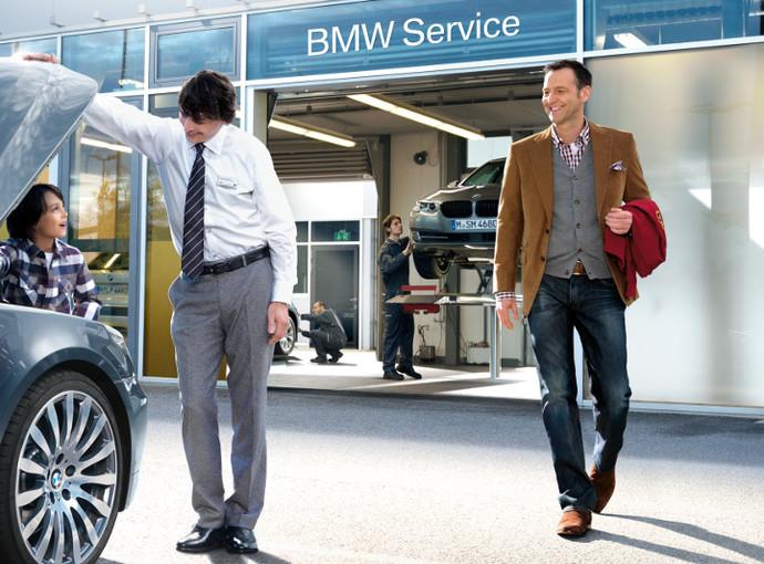 Garantia BMW