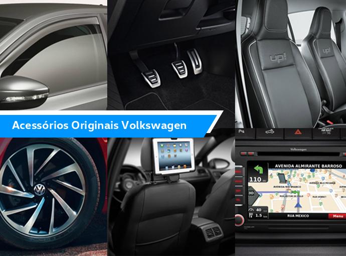 Acessórios Originais Volkswagen