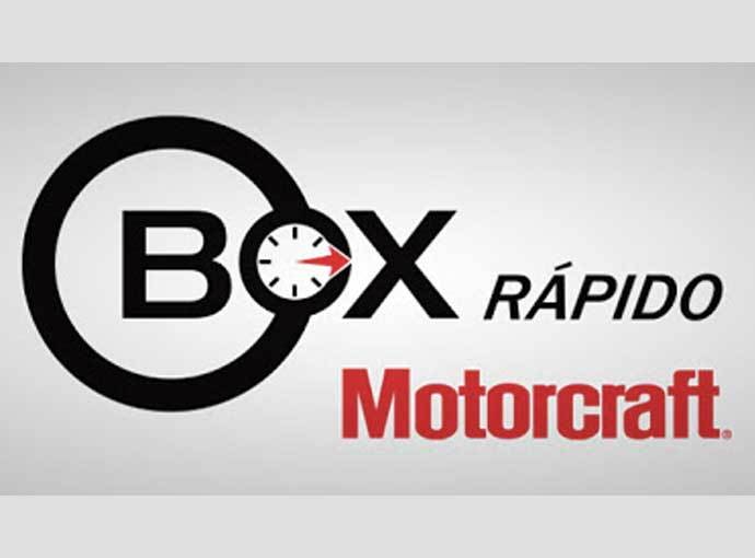 BOX RÁPIDO MOTORCRAFT