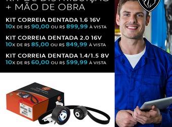 SUBSTITUIÇÃO CORREIA DENTADA!!!