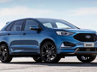 Revisão Preço Fixo Ford Edge