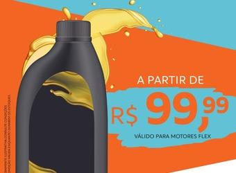TROCA DE OLEO!!!