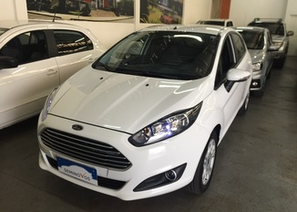 Ford Fiesta Sel 1.6 16V Powersh 4P