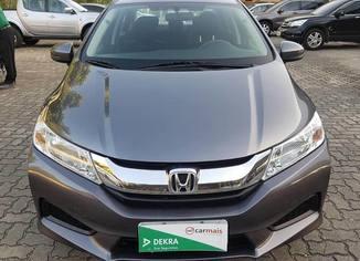 Honda Honda City LX 1.5 (Flex) (Aut)