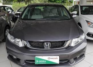 Honda Civic  LXR 2.0 I-VTEC (auto) (flex)