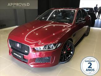 Jaguar XE 3.0 V6 Supercharger S