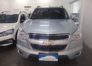 Chevrolet S10 Ltz 2.4 Flex Cab Dupla 4 4P