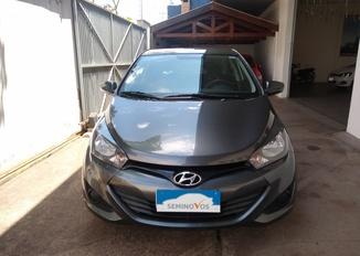 Hyundai Hb20 1.6 Comfort Plus 4P