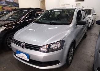 Volkswagen Voyage 1.6 Vht City Flex 4P