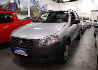 Fiat Strada Working 1.4 Flex 2P