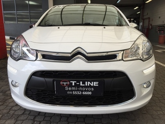 Citroen C3 1.6 EXCLUSIVE 16V FLEX 4P AUTOMATICO