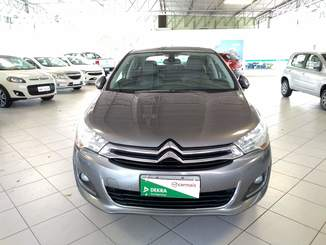 Citroën C4   Lounge Exclusive 1.6 THP