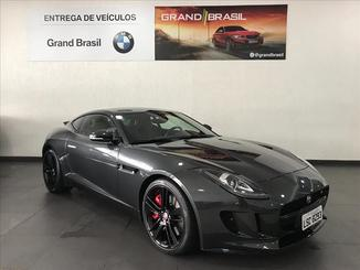Jaguar F-TYPE 3.0 Coupé S Supercharged V6 24V