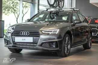 Audi A4 2.0 TFSI Avant Prestige Plus S Tronic