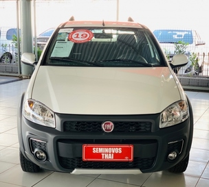 Fiat STRADA 1.4 MPI FREEDOM CD 8V FLEX 3P MANUAL