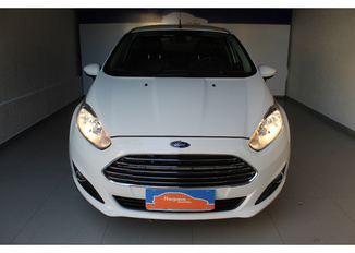 Ford Fiesta 1.0 Ecoboost Titanium Plus Hatch 12V Gasolina 4P Powe