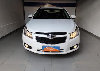 Chevrolet Cruze 1.8 Lt 16V Flex 4P Automatico