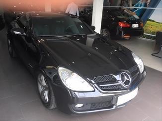 Mercedes Benz SLK 200 1.8 16V Kompressor