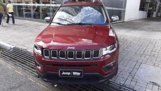 Jeep COMPASS 2.0 16V FLEX SPORT AUTOMATICO